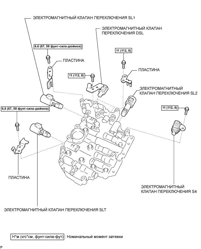 toyota rav4 не работает клапан sl1