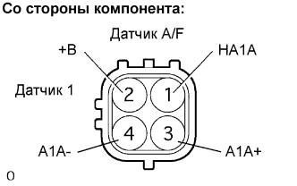 Устранение ошибки P0031 P0032 SFI 1AZ-FE