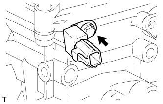 Разборка головки блока цилиндров двигателя 1AZ-FE