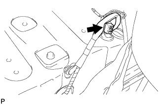 Топливная система 1AZ-FE Меры предосторожности