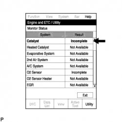 Устранение ошибки P0420 SFI 1AZ-FE
