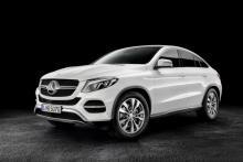 Mercedes-Benz презентовал GLE Coupe
