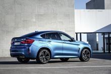 Новый BMW X6 M (F86)