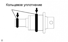 Адсорбер. Система снижения токсичности 1AZ-FE Установка