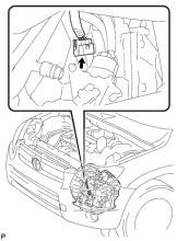 Проверка ручного переключения передач