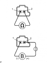 "P0776 Характеристика электромагнитного клапана переключения передач ""B"""