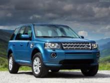 Land Rover представил обновленный Freelander 2