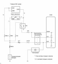 Устранение ошибки P0724 SFI 1AZ-FE